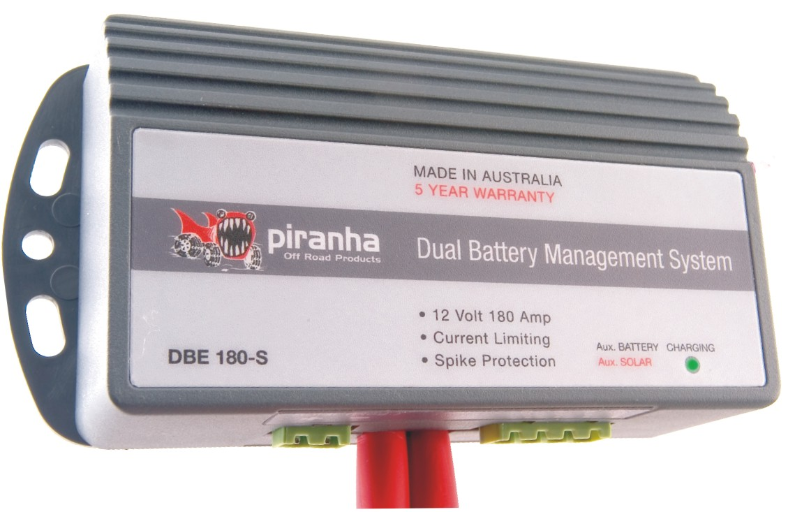 DBE180S Dual Battery Isolator