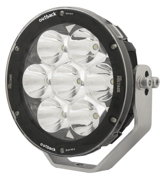 Low Voltage Outback Series LED Driving Light 70 Watt