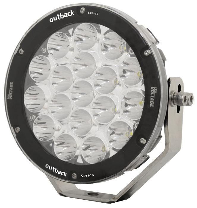 Low Voltage Outback Series LED Driving Light 90 Watt