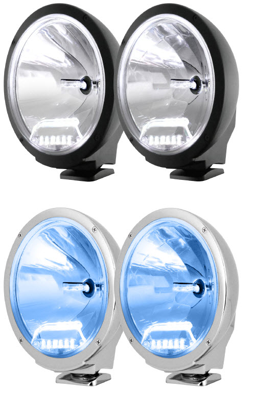XRay Vision 220 Series HID Driving Light (sold as singles)